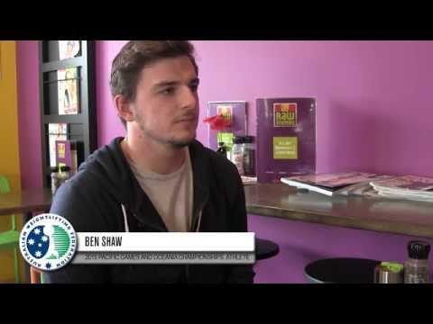 July 2015 - Ben Shaw - Athlete Diary