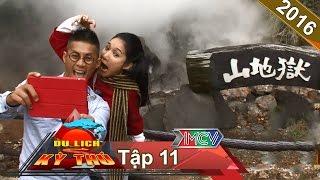 con ngua giua san ga - thien duong vs dia nguc  du lich ky thu  tap 11  23012016