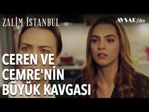 Ceren Ve Cemre'nin Büyük Kavgası | Zalim İstanbul 3. Bölüm