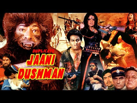 Duplicate Jaani Dushman II Hindi Full Movie II Popular Hindi Full HD Movie
