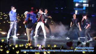 Video 120929 BigBang Alive Tour 2012 Singapore - Interlude & Fantastic Baby (G-Dragon Fancam) download MP3, 3GP, MP4, WEBM, AVI, FLV Juli 2018
