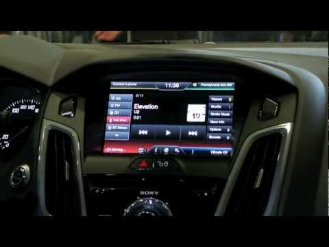 ford sync review youtube. Black Bedroom Furniture Sets. Home Design Ideas