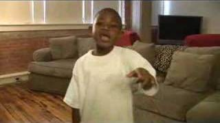 "Bentley Green :: ""Hey Mama"" Honoring TuPac (5 yr. old Kid Rapper / Actor)"