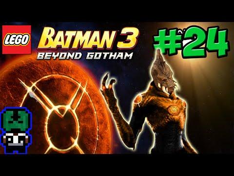 Lego Batman 3: Beyond Gotham! - Agent Orange! [#24]