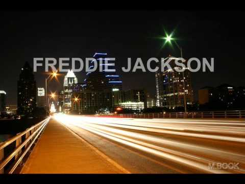 Freddie Jackson - Do That To Me One More Time