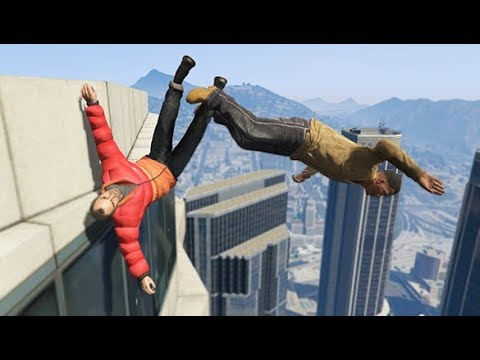 GTA 5 CRAZY Life Compilation #7 (GTA V Fails Funny Moments)