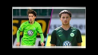 ¡Ya es Sub 23! Así luce Adrián Goransch, el Lobo mexicano del Wolfsburgo