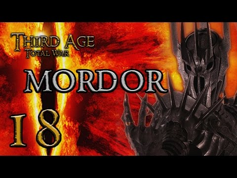 RETURN OF THE WITCHKING! (18) Third Age Total War 3.2 Divide and Conquer: Mordor