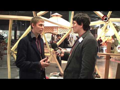 видео: Эко-дом из глиняных блоков   ГЛИНОЛИТ - ДЕРЕВЯННОЕ ДОМОСТРОИТЕЛЬСТВО 2013