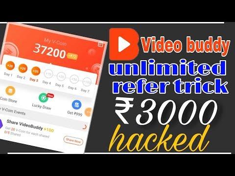 [#no root] videobuddy app unlimited trick  🔥!! videobuddy hack trick