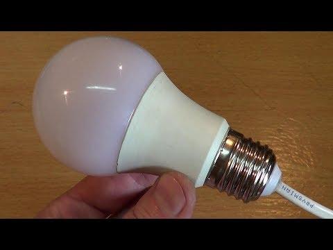 Сделай и себе такую подсветку для автомобиля из обычной лампочки