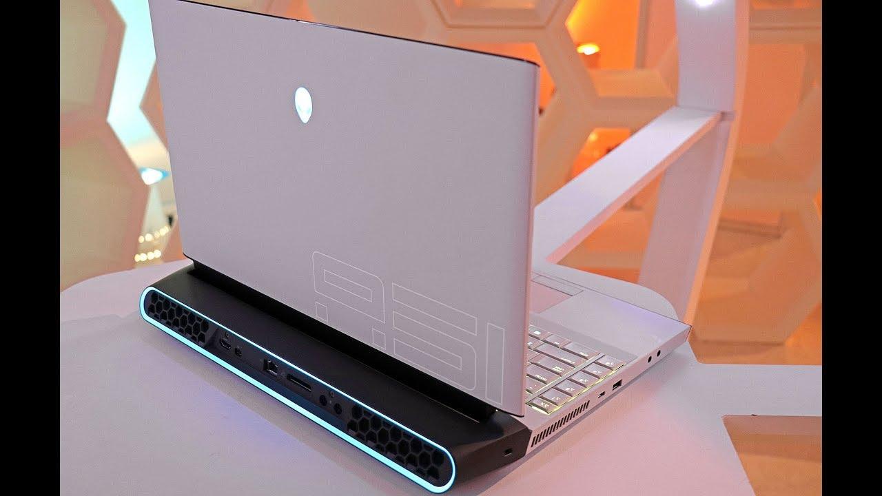 כולם חדשים Alienware Area 51m Interview Frank Azor - Killer Gaming Laptop RG-83