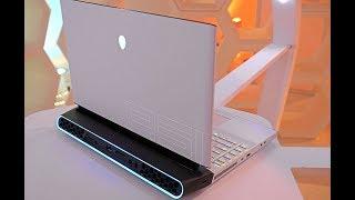 Alienware Area 51m Interview Frank Azor - Killer Gaming Laptop!