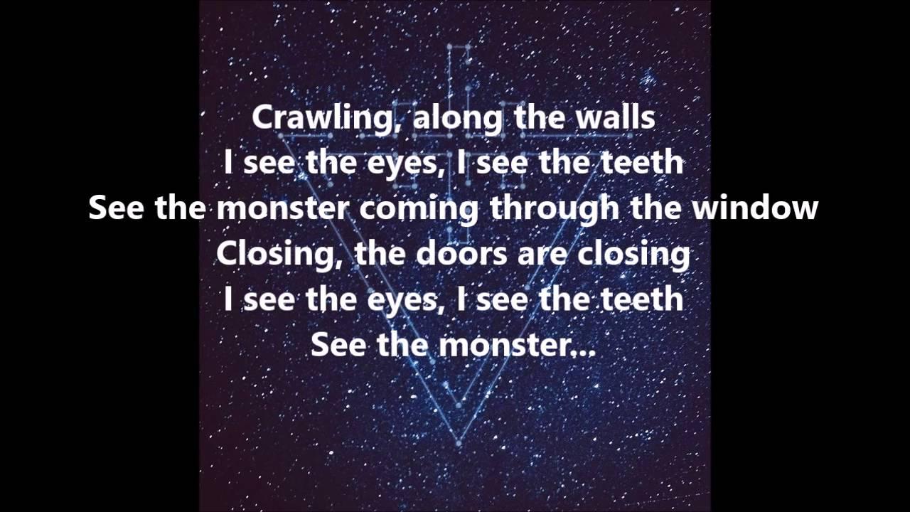 The Devil Wears Prada - Alien (Lyrics) - YouTube