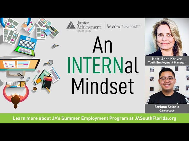 An INTERNal Mindset with Guest Stefano Selorio