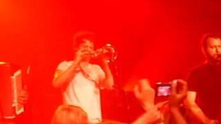 Beirut -Ederlezi- live in Poznan,