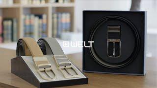 WELT : The Smart Belt for Fashion & Health