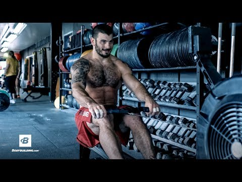 A Flash in The Pan  Mat Fraser: The Making of a Champion  Part 8