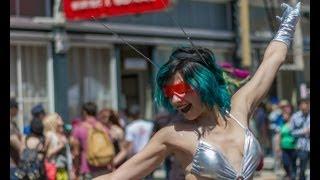 Temple SF at How Weird Street Faire