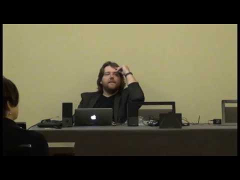 Telling Stories with Technology by Geoffrey Long at Wyrd Con 5