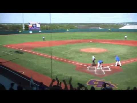 Concordia University Texas baseball turns triple play