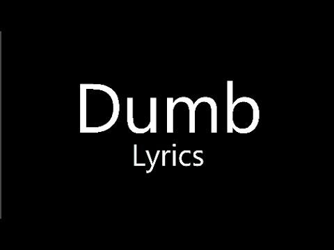 Dumb - Todrick Hall (Lyrics) - Straight Outta Oz