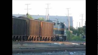 Railfanning on 09.11.11: Various Locations in Hammond & South Chicago. NS, CP, CSX, IHB, BRC & CSS