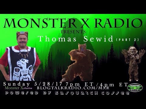 Sasquatch and the First Nations with Thomas Sewid