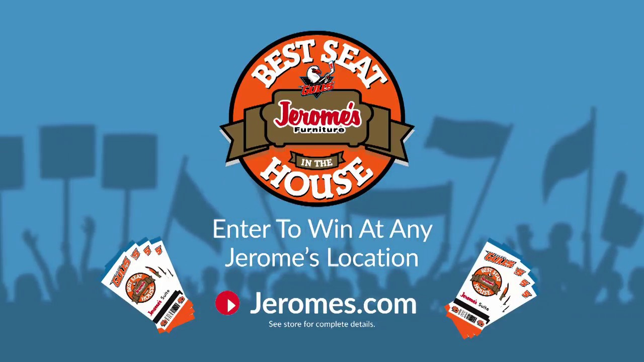 Jerome S Furniture Is Gearing Up With The San Diego Gulls