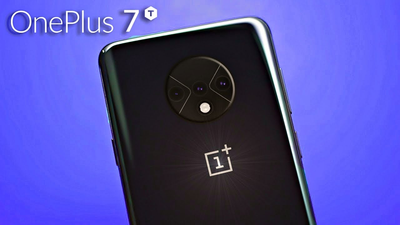 Oneplus 7t First Look New Design Youtube