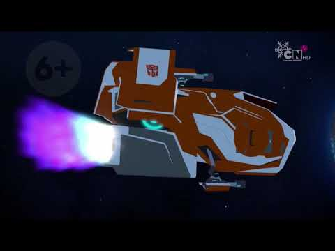 Мультфильм трансформеры роботы под прикрытием 4 сезон