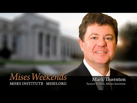 Mark Thornton: Can the Fed Unwind?