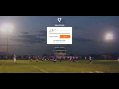 HUDL Training How to view game film and create playlists