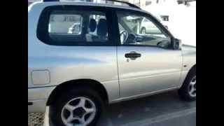 Suzuki grand vitara 2005 redcar