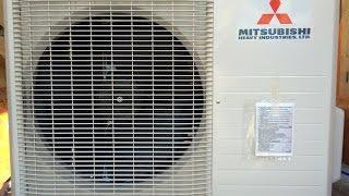 видео Mitsubishi Heavy Industries SRK50HE/SRC50HE без инвертора - бытовой настенный кондиционер: цена, описание
