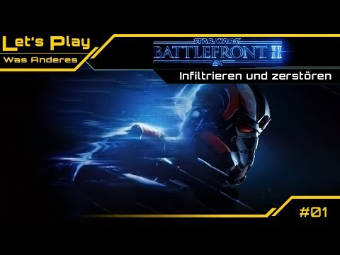Einzelspieler Kampagne 🕹️ STAR WARS BATTLEFRONT 2 #01 [Deutsch/German]
