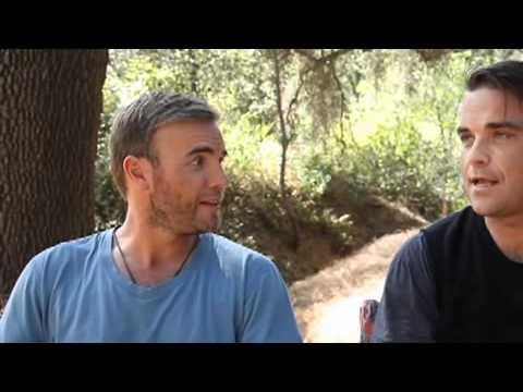 Making of Shame , Robbie Williams & Gary Barlow
