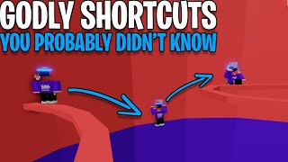GODLY FAN SUBMITTED SHORTCUTS YOU PROBABLY DIDN'T KNOW | TOWER OF HELL | ROBLOX