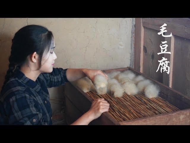 毛豆腐的这几种吃法,你们吃过吗?【滇西小哥】