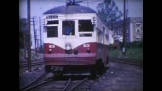 Red Arrow Lines and the P&W in the 1960s