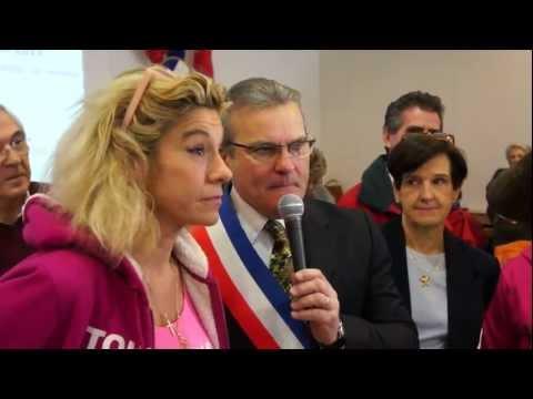 08/02/13   Pétition saisine CESE   Frigide Barjot  et Philippe Brillault, porte-parole des élus