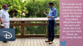 Celebrating National Compliment Day Using Your #CastCompliments | Walt Disney World