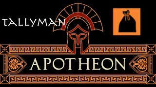 Apotheon Tallyman Trophy Guide