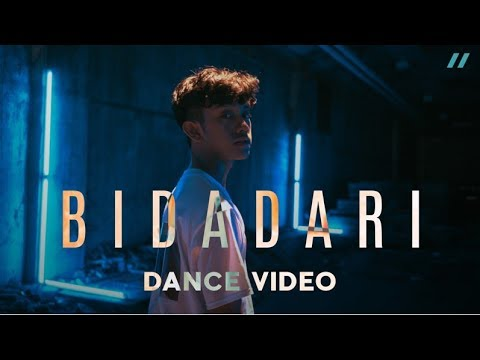 Ismail Izzani - Bidadari (Official Dance Video)