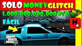 GTA 5 SOLO MONEY GLITCH *VEÍCULOS GRÁTIS* TODOS CARROS DE GRAÇA! Any Car Free (GTA V Money Glitch)