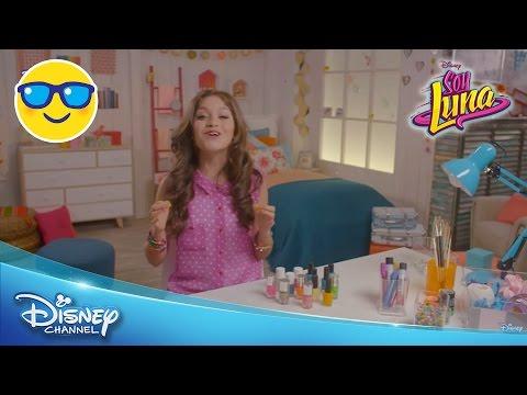 Soy Luna (Zrób to sam) – Manicure. Tylko w Disney Channel!