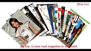 Top 10 Magazines - Top 10 Most Read Magazines in The World 2017