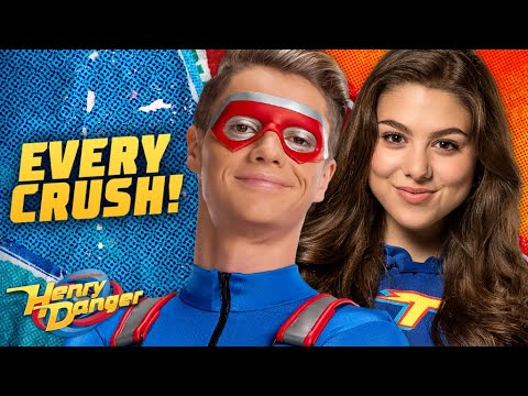 Download Every Crush In Swellview ❤️ Ft. Thundermans | Henry Danger