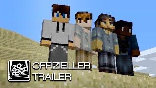 Maze Runner - Die Auserwählten In Der Brandwüste   Minecraft Trailer   Deutsch Scorch Trials