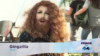 Gingzilla and Yianni Agisilaou | INTERVIEW | Adelaide Fringe 2018